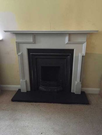 Fireplace Mantlepiece